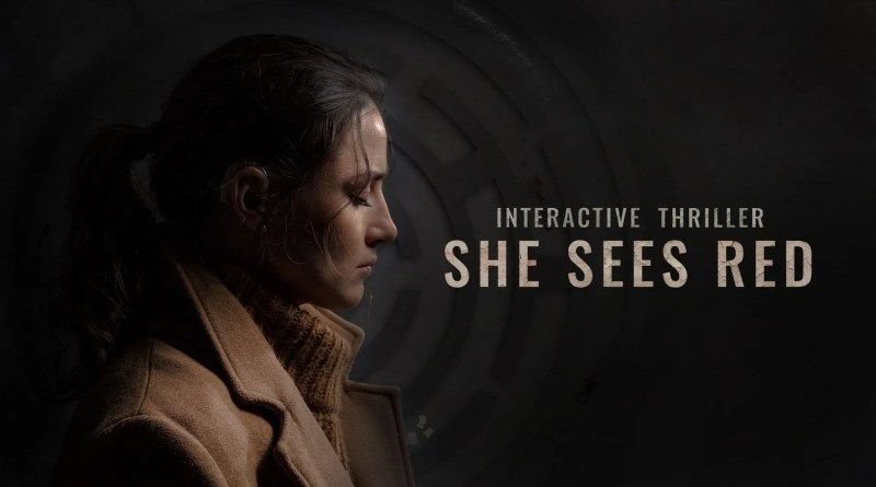 She Sees Red Review