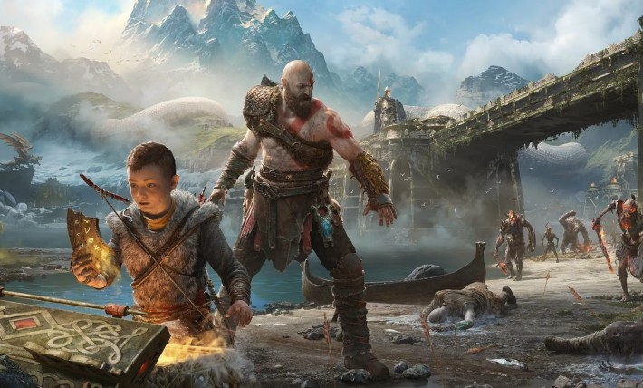 God of War 60fps on PS5