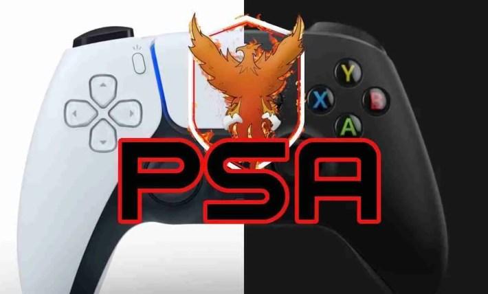 LV1 Gaming PSA
