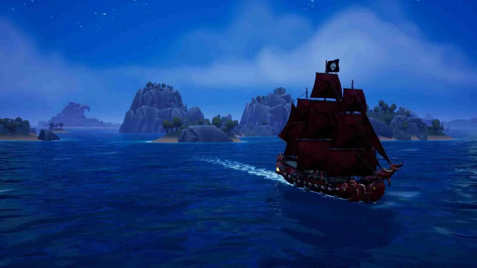 King of Seas Screenshot