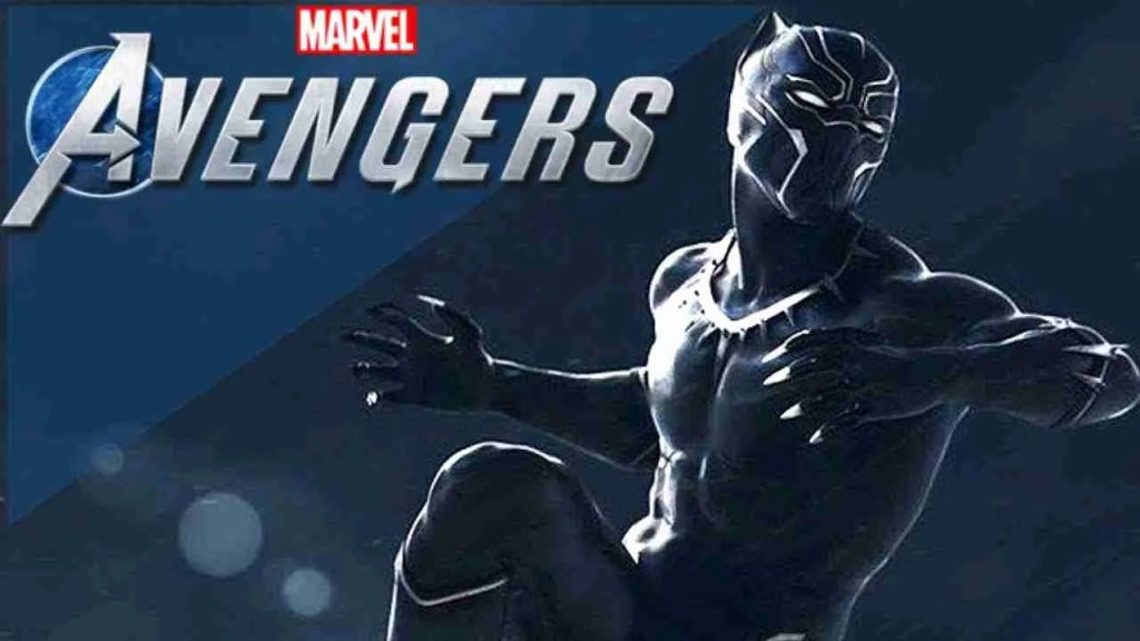 Black Panther Marvel's Avengers Game