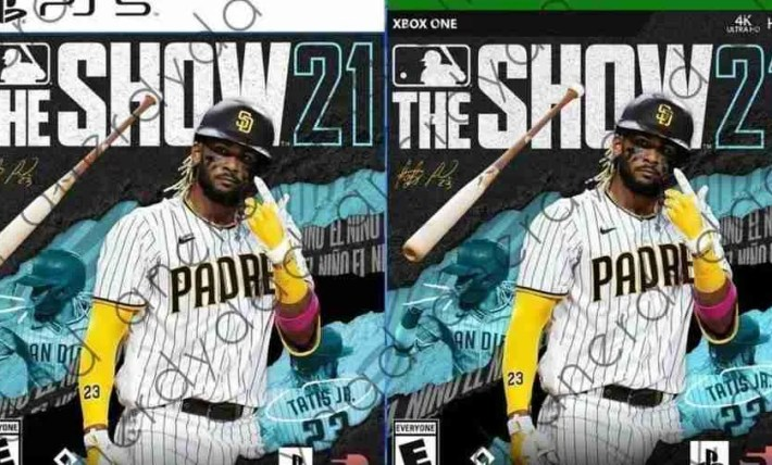 MLB The Show 2021 Xbox