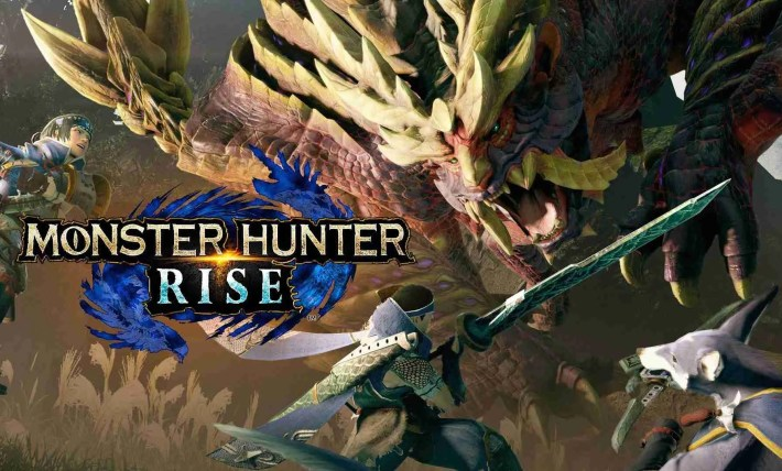 Monster Hunter Rise Free Demo