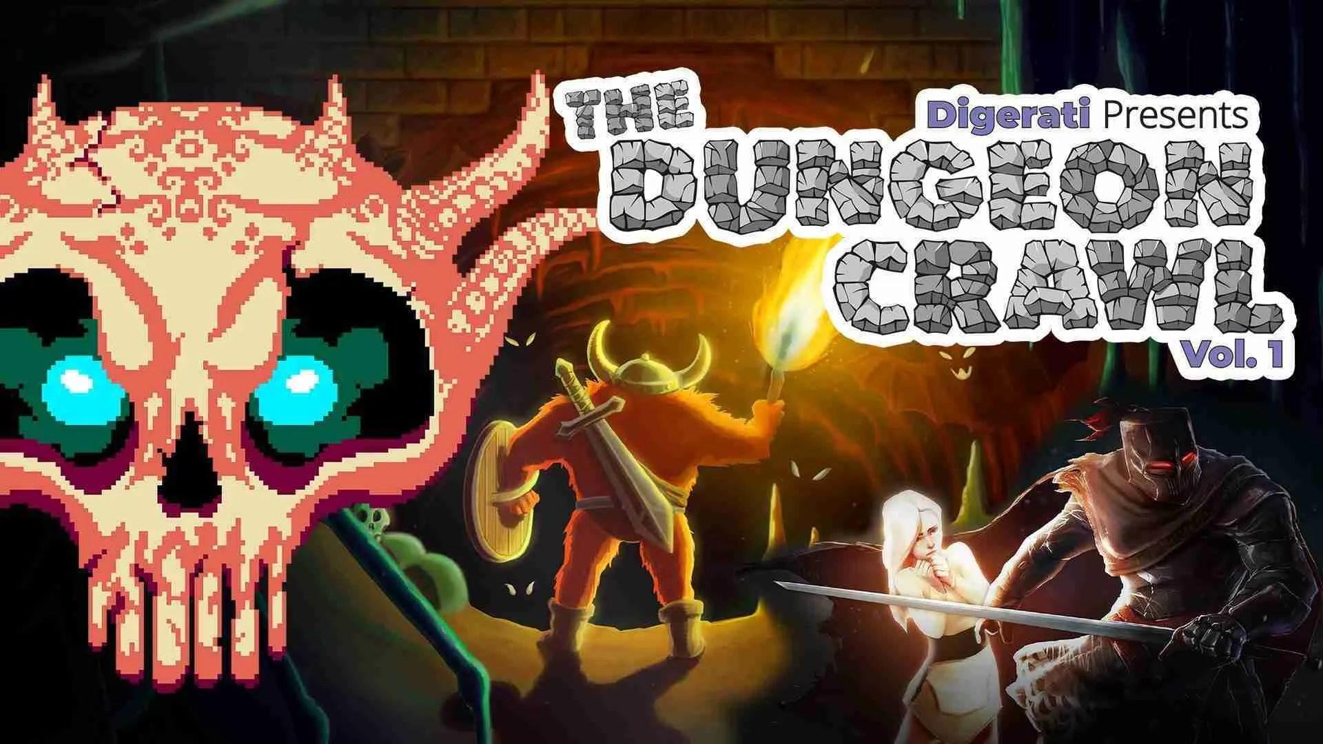 Dungeon Crawl Vol 1