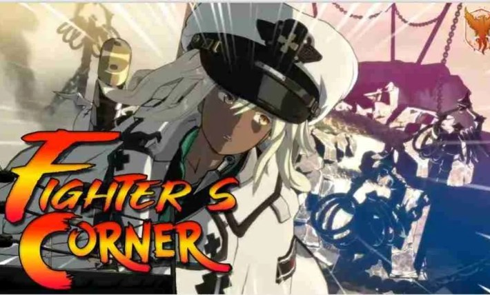 fighters corner guilty gear