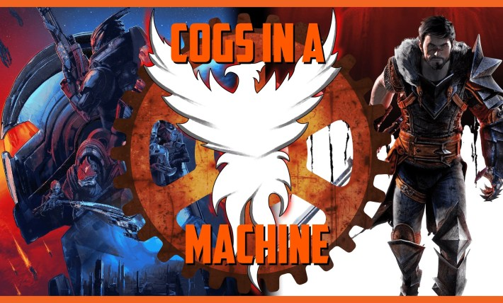 Cogs In A Machine 1