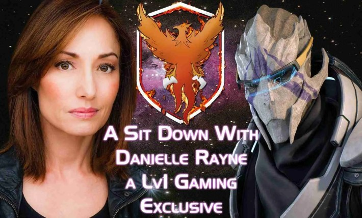 A Sitdown with Danielle Rayne