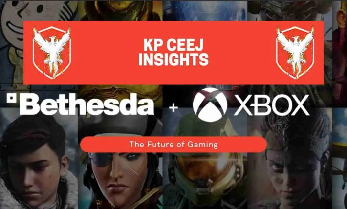 Xbox's Bethesda Acquisition