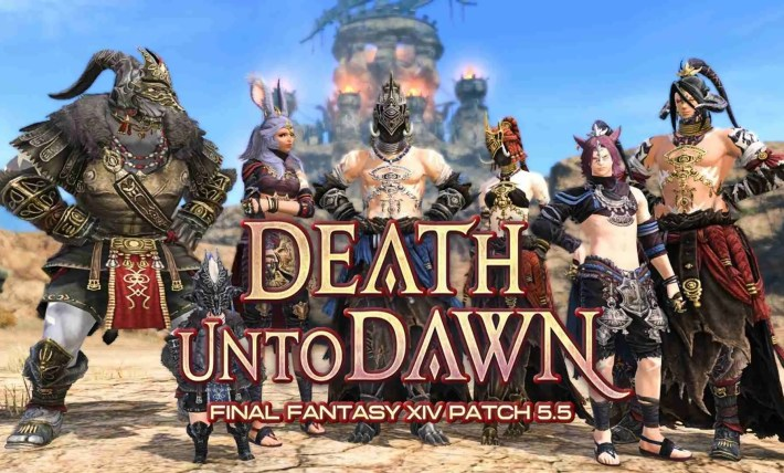 Final Fantasy XIV Online Patch 5.5