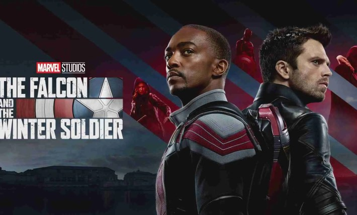 The Falcon and The Winter Soldier Episode 2