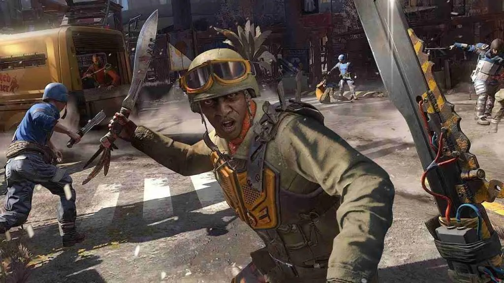Dying Light 2 Fight