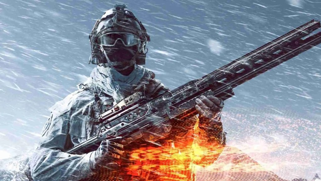 Battlefield 6 - Ten Video Games