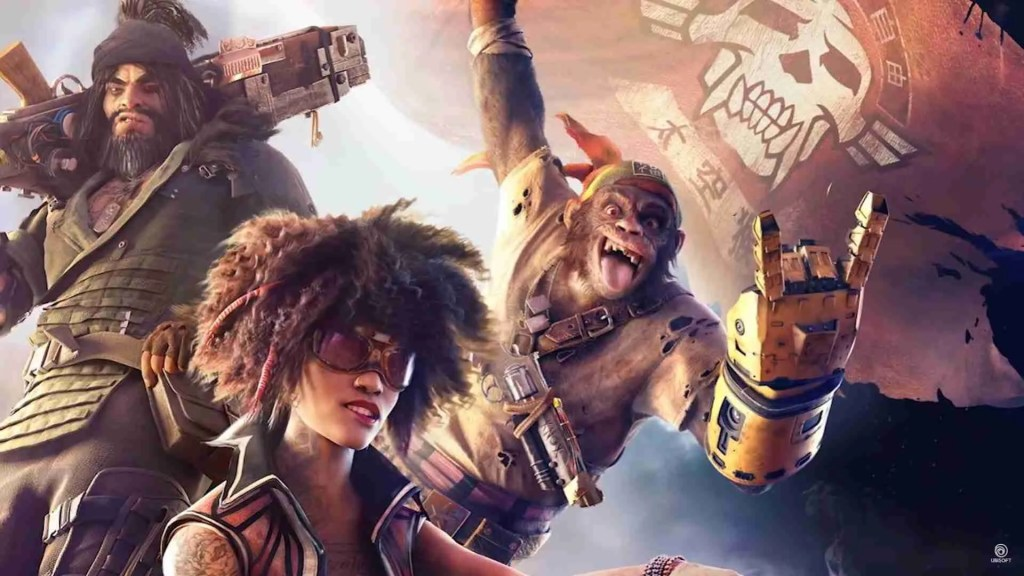 Beyond Good and Evil 2 - Ten Video Games