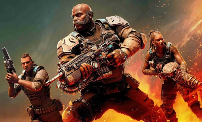 Gears 5: HiveBusters DLC