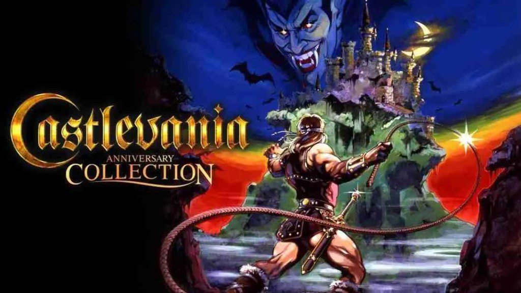 Castlevania Collection Switch