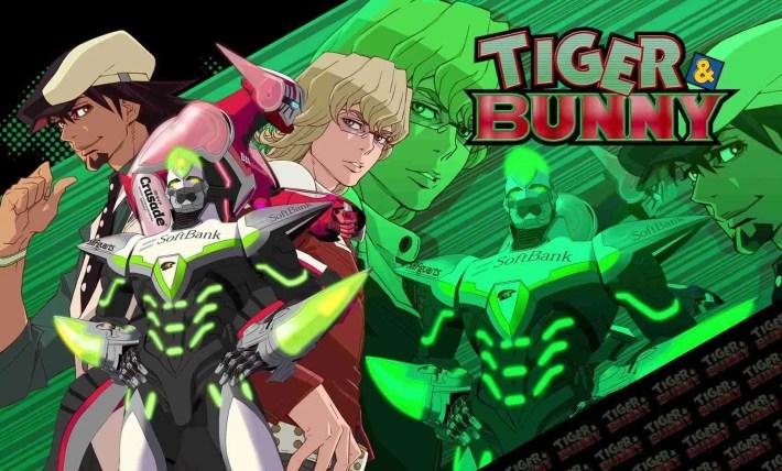 Tiger and Bunny season 2