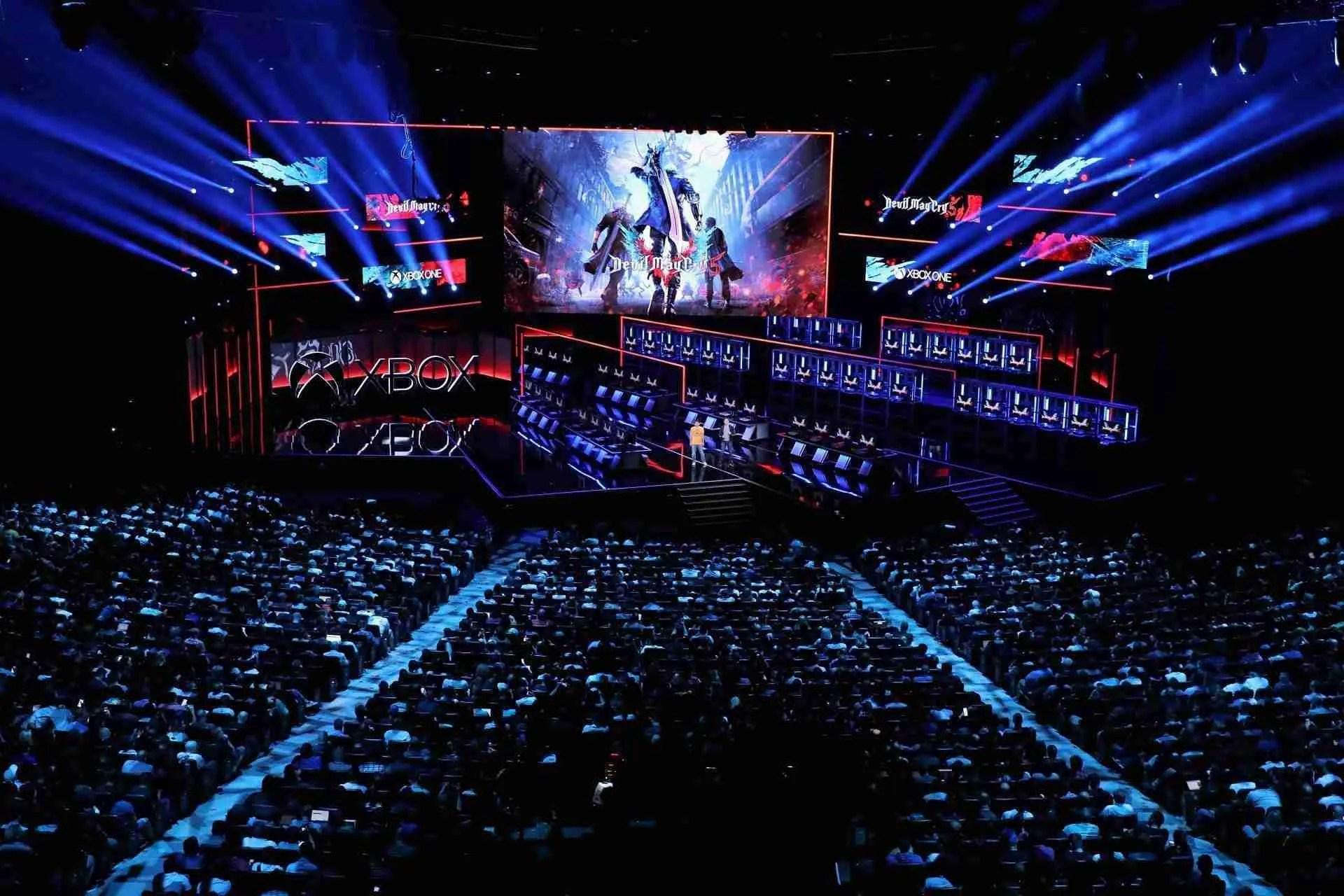 Devil May Cry 5 E3