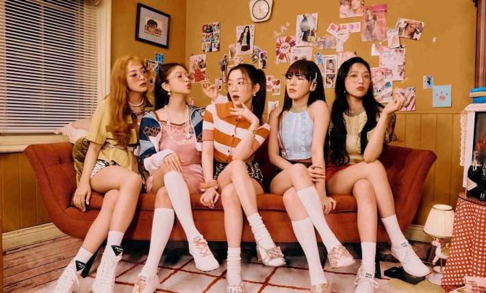 Red Velvet Queendom