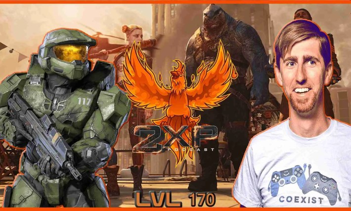 2XP Lvl 170 Thumbnail