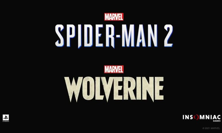 Marvel Wolverine And Spider-Man 2