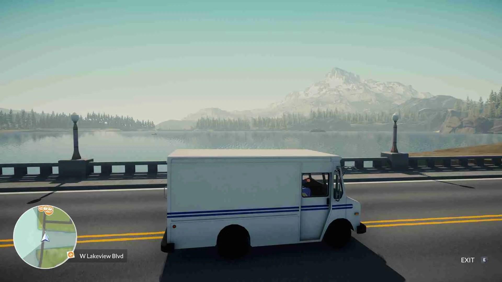 Lake Screenshot