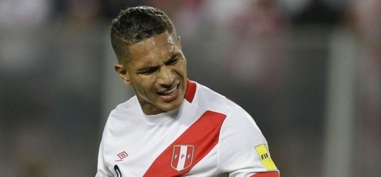 Una sanción de la FIFA deja sin mundial a Paolo Guerrero