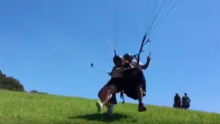 Parapente: El instructor admitió errores en la previa al vuelo