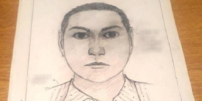 Se conoció el identikit del presunto autor del crimen de los policías