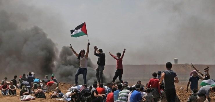 Tensión en Jerusalén: al menos 25 muertos en las protestas por la decisión de Trump de mudar la embajada