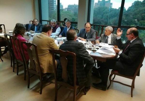 La eliminación de los partidos municipales y comunales será uno de los temas de la Labor Parlamentaria