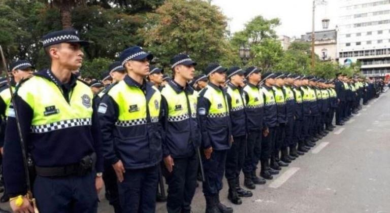 Incorporan 100 efectivos a la Policía de Tucumán