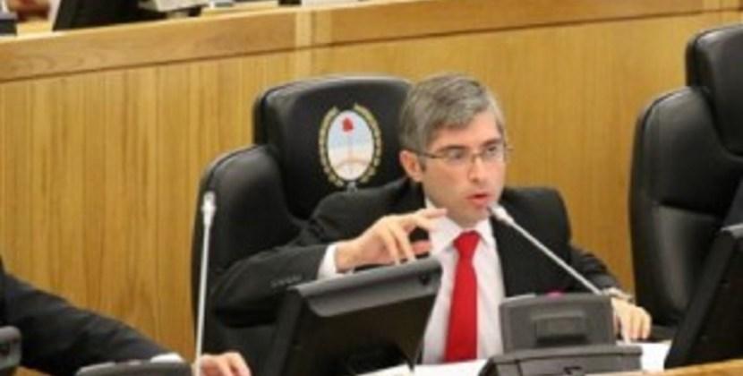Canelada fue a declarar por la denuncia que le hizo a Manzur