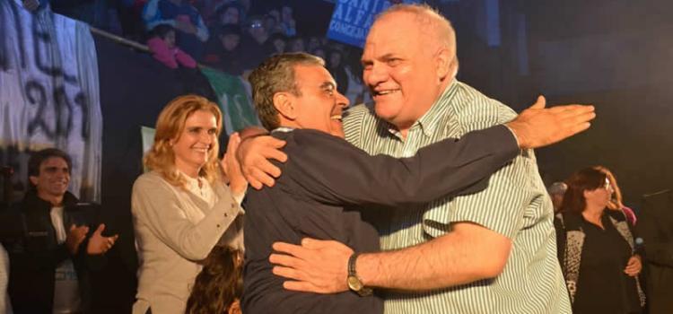Federico Masso lanzó su candidatura a Legislador