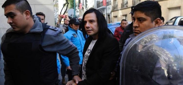 Cristian Aldana fue condenado a 22 años de prisión por corrupción de menores