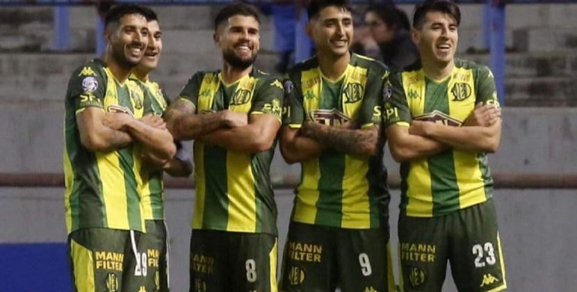 Atlético cayó en Mar del Plata y suma su tercera derrota en cuatro fechas