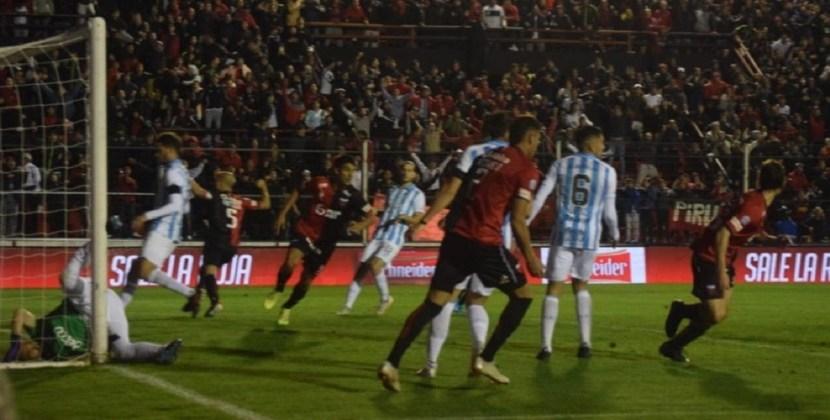Colón derrotó a Atlético y lo eliminó de la Copa Argentina