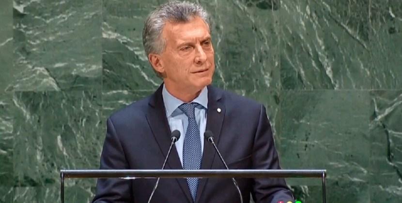 Macri defendió el acuerdo Mercosur-UE, reclamó a Irán por la AMIA y reivindicó soberanía sobre Malvinas