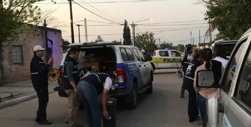 Avanzan las pericias por el crimen de un joven al sur de la capital