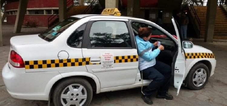 Los taxistas solicitarán una bajada de bandera de $60