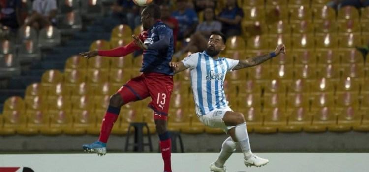 Atlético perdió por la mínima diferencia en Colombia