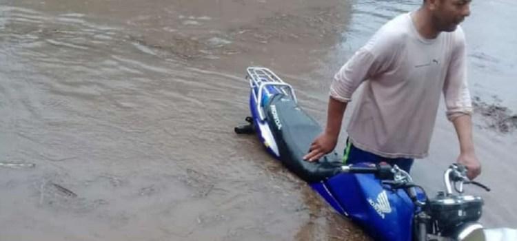 Tucumán bajo el agua otra vez