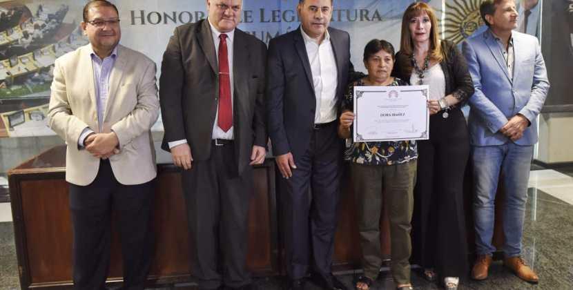 Legislatura de Tucumán: Distinguieron a mujeres destacadas
