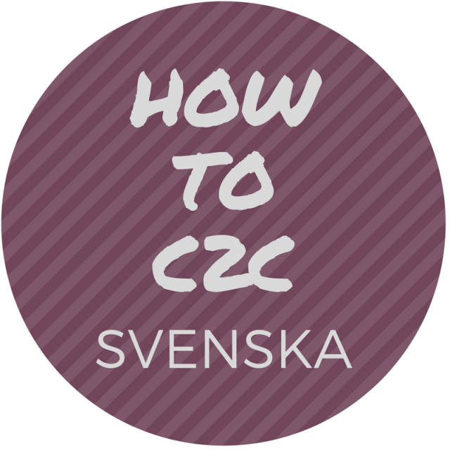 How to C2C svenska