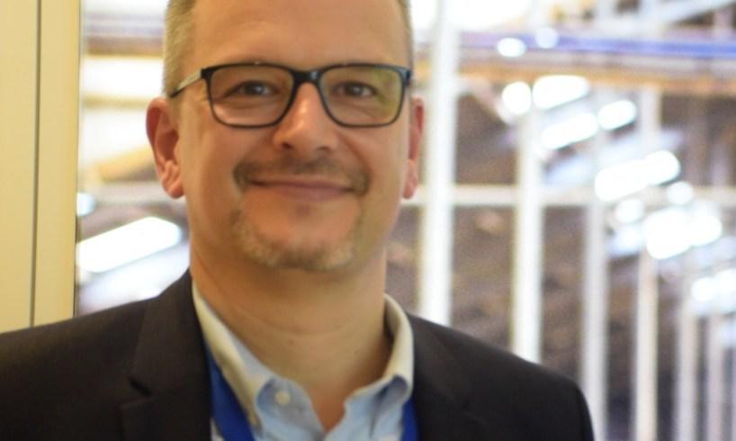 Thierry Perrotin, vice-président marketing Amériques chez DeLaval