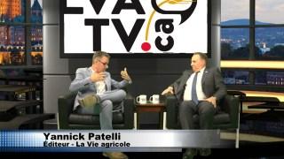 Yannick Patelli & François Legault