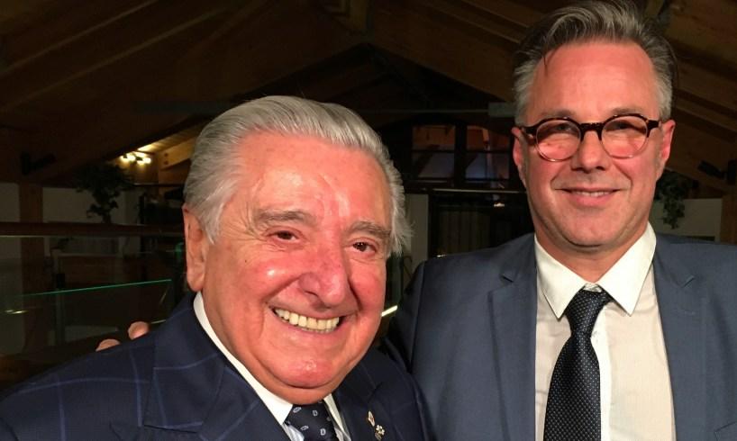 Lino Saputo & Yannick Patelli