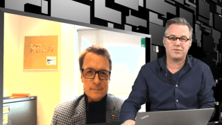 Sylvain Charlebois & Yannick patelli