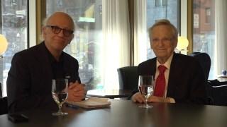 Simon Begin et Claude Beland