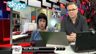 Me Sau Mei Chiu et Yannick Patelli