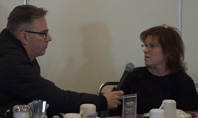 Yannick Patelli et Lise Bédard